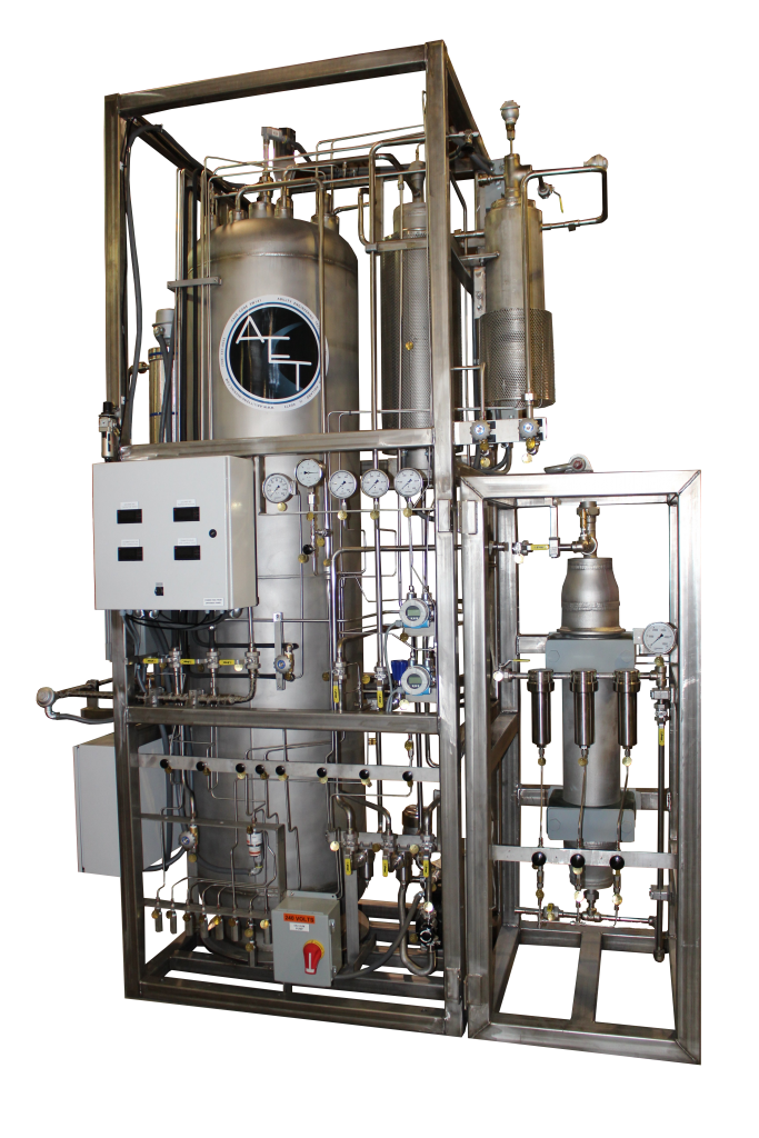This is an image of a Cryogenic Purifier